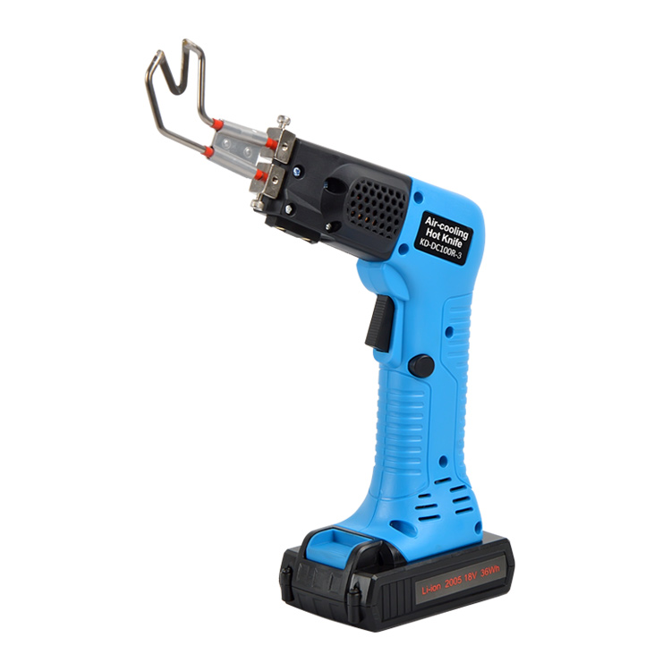KD-DC100-3 Air-cooling Cordless Rope Cutter