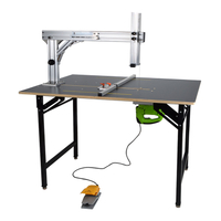 KD-60W Electric Foam Table Saw for Foam Polyfoam Rubber